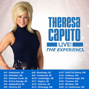 THERESA CAPUTO (Tickets 4 SALE!!!) Best Prices Guaranteed!!!