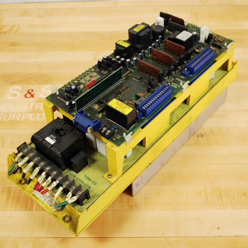 Fanuc A06b-6058-h006 Servo Amplifier - Used