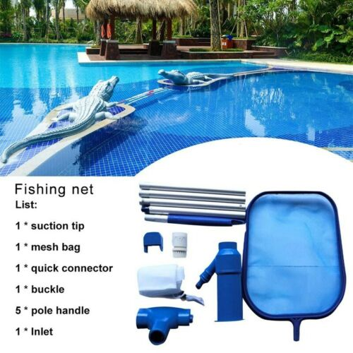 swimming pool vacuum head cleaner skimmer net