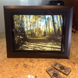 8x10 digital picture frame