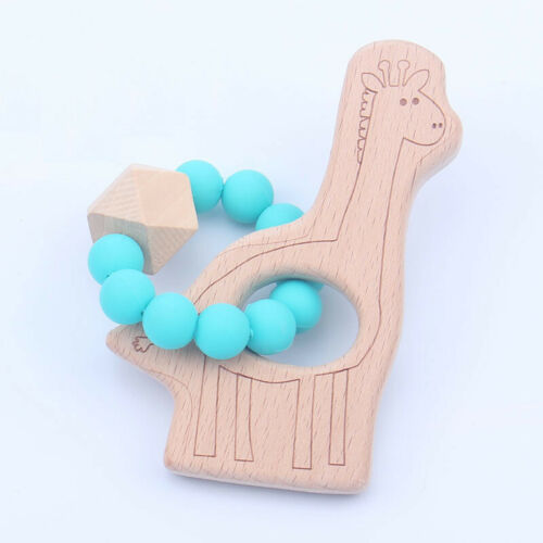 Lovely Butterfly Shaped Silicone Baby Teething Toy Teether Grind Babys Teeth Toy