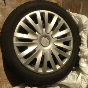 4snow tires ,brand new, diam.29. For Buick Regal or equivalent