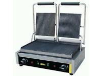 Buffalo grill DM 902 used panini grill