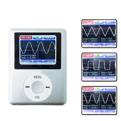 Dso168 Handheld Digital Oscilloscope 20mhz Bandwidth 50m Sampling Rate Portable