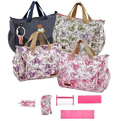 Mummy Pad - Diaper Bag Mummy Bag Changing Bag Shoulder Handbag Nappy Bag W/ Changing Pad