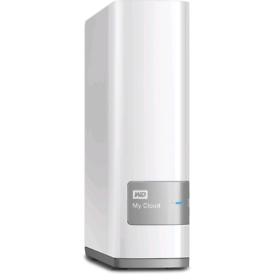 Western Digital Mycloud 6TB NAS White