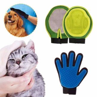 PET GROOMING MASSAGE GLOVE