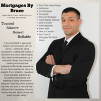 Bad Credit Mortgages! Specializing in 2nd and Private Mortgages!