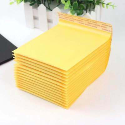 1-1000 T 5x7 Ecoswift Kraft Bubble Mailers Padded Shipping Envelopes 5 X 7