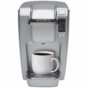 Keurig Classic Series K15 Brewing System-Platinum/Black, New