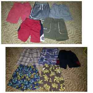 10 pairs of Boys size 5 shorts