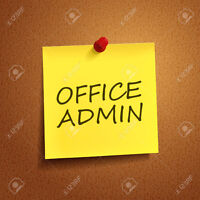 Admin Assistant, Sales and Data Entry clerk Needed.