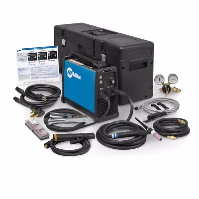 Miller Maxstar 161 Sth Tig And Stick Welder With Fingertip Control 907711001