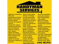 handyman reasonable prices portuguese and espanish team