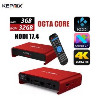 LATEST! T9U PLUS 3/32GB ANDROID 7 TV BOX KODI 17.6 BT 5G WIFI 4K