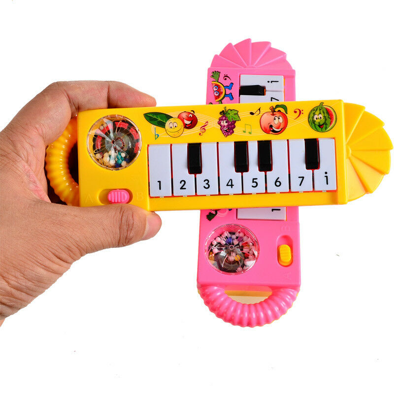 children musical keyboard small portable piano instrument
