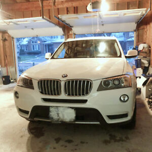2014 BMW X3 AWD 4dr xDrive28i excellent condition