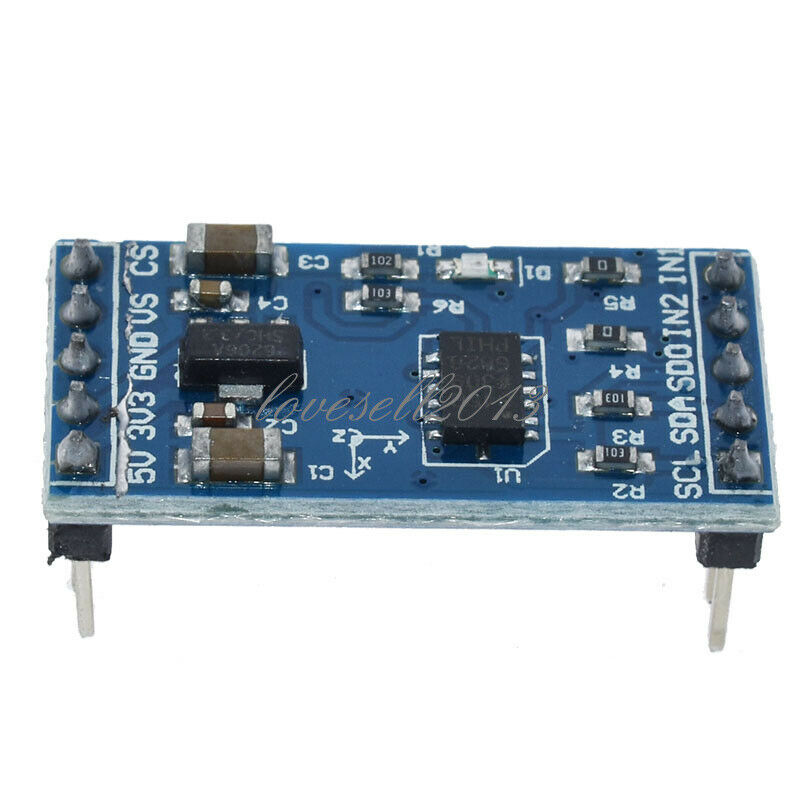 ADXL345 3-Axis Digital Acceleration of Gravity Tilt Module For ARM MCU Arduino