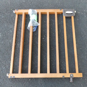 Solid Wood Baby Gate