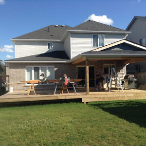 Fully Experienced Framer/Contractor for all types of Projects Cambridge Kitchener Area image 4