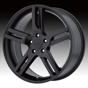 "HELO HE885 SATIN BLACK 16"" Rims - Brand new still in box"