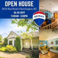 OPEN HOUSE JUNE 22: Beautiful Family Home