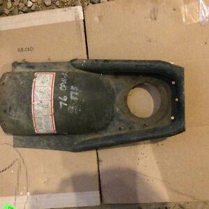 Can Am TNT175 rear inner fender
