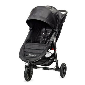 New Sealed in box 2018 Baby Jogger City Mini GT Stroller Black