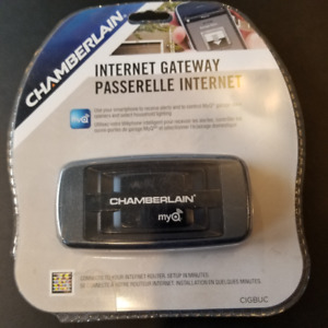 Chamberlain MyQ Internet Gateway for Garage Door openers