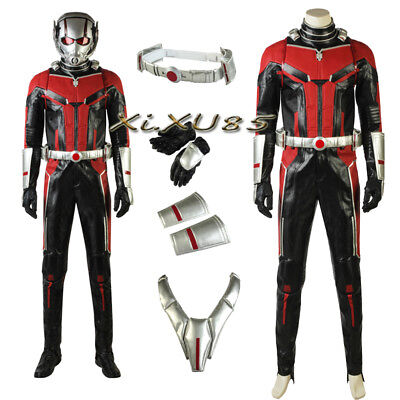 New Arrival Ant-Man and the Wasp Trailer #2 Cosplay Costume Halloween full suit  - Halloween 2 Full Trailer
