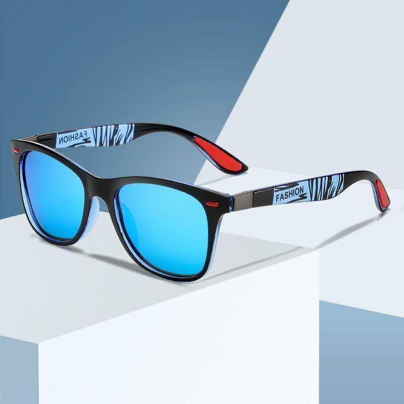 Gafas de sol polarizadas de diseño de marca gafas de sol cu