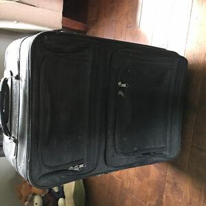 Assortment of luggage