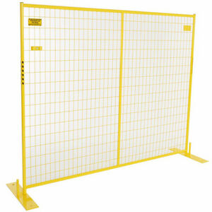NEW Construction Fence, Temporary Fence Panels