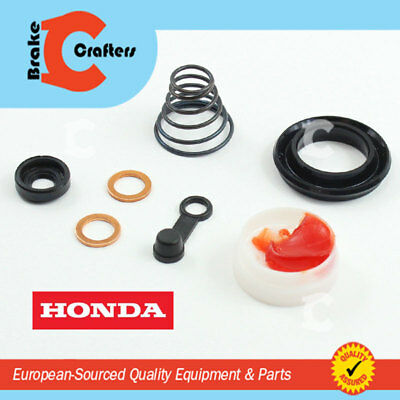 HONDA MOTORCYCLE OEM CLUTCH SLAVE CYLINDER SEALS & SPRING REBUILD REPAIR KIT  - Honda Spring Clutch Kit