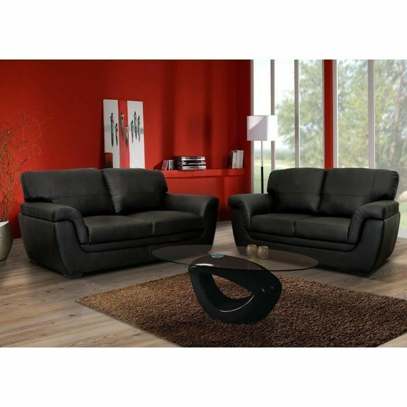HIGH QUALITY KATIA 3 2 SOFA SUITE (PU LEATHER) AVAILABLE IN BLACK OR BROWNin Leytonstone, LondonGumtree - CALL US 02080047999Quik Same or Next Day Delivery Please click See ALL adss for our other range BRAND NEW STYLISH KATIA 3 and 2 SOFA SETS PU LEATHER AVAILABLE IN BLACK OR BROWN OUR PIRCE ONLY 299 RRP 599 ALSO AVAILABLE IN JUMBO FABRIC 320 GREAT VALUE...