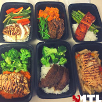 Budget friendly trainer+great food!