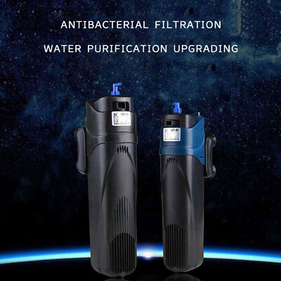 Aquarium Filterpumpe 9W / 5W UVC Licht Sterilisator keimtötende Lampe UV HC