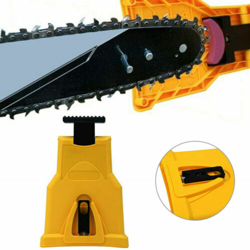 Chainsaw Teeth Sharpener Sharpens Chainsaw 16-20Inch Saw Chain Sharpening System Chainsaw Parts