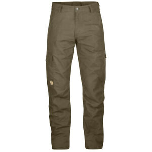 FJALLRAVEN G-1000 Ovik Outdoor Trouser Pants Taupe Size 37""
