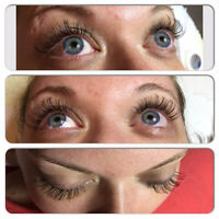 Unlimited Eyelash Extensions $60