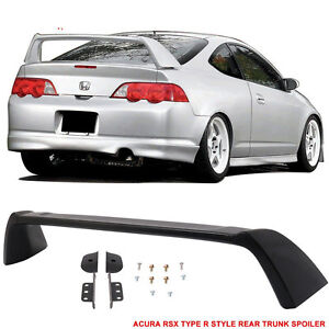 2002 - 06 Acura RSX DC5 Type R Style Trunk Spoiler 02 03 04 05