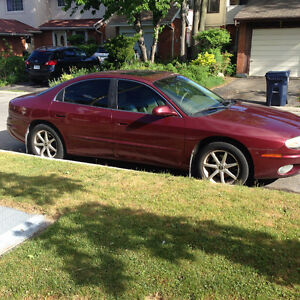 2002 Oldsmobile Aurora Other reduced again