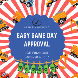 How To Turn Your Truck Financing Into A Quick & Easy Process?