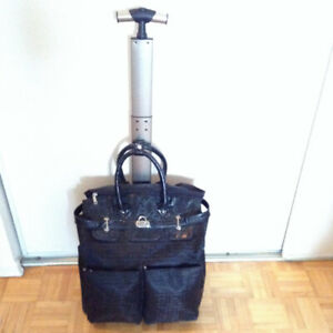 Wheeled Travel, Business and Laptop Case - Almost New