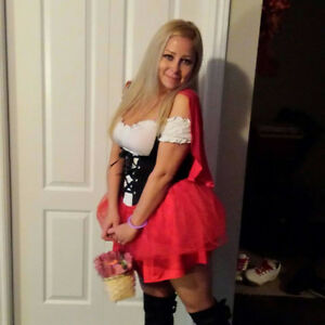 Leg Avenue Little Red Riding Hood Costume Kitchener / Waterloo Kitchener Area image 3