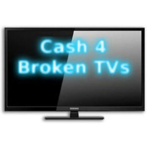 Free Pick-up - Non-working flat screen LED, LCD TV's.