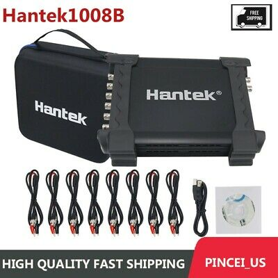 Hantek1008b Oscilloscope Automotive Diagnostic Oscilloscope 8-channel Usb2.0