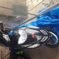 Gio Bike E-bike Electric scooter need new batteries