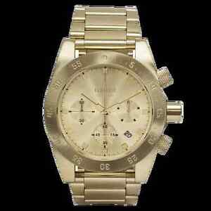 BRAND NEW Electric California All Gold Watch DW01 SS