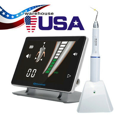 Dental Obturation Pen Endo Heated System Wtips Apex Locator Woodpecker Rpex 6